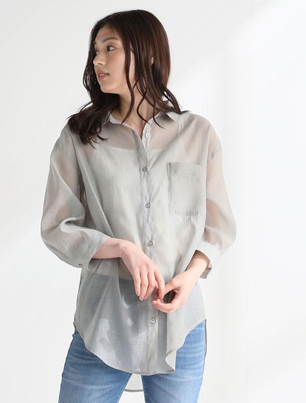 シアーシャツ
