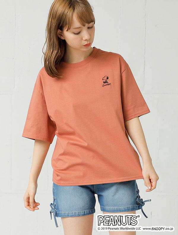 スヌーピーTシャツ