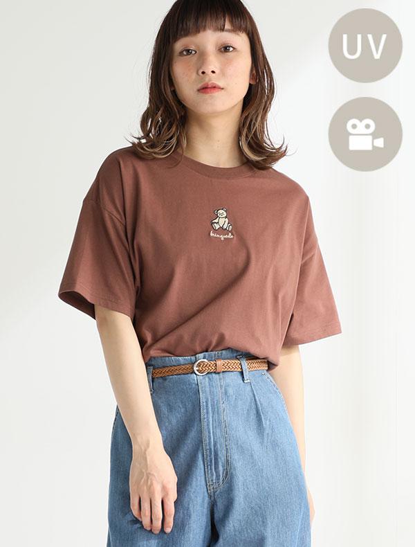 クマTシャツ