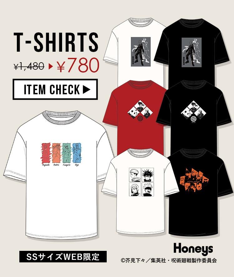 Tシャツ ¥1,480